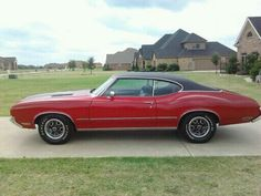 1972 Oldsmobile Cutlass Supreme  S!