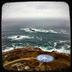 Rosa de los Vientos.   La Coruña