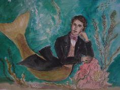 Margot and Atticus Under the Sea