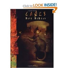Cages [Hardcover]  Dave McKean (Author)