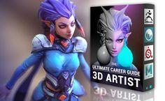 ULTIMATE Career Guide: 3D Artist, Marc Brunet on ArtStation at https://www.artstation.com/artwork/EdoQK