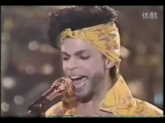 Prince plays on Arsenio Hall 1991.  NEVER seen on Youtube. Prince plays ...