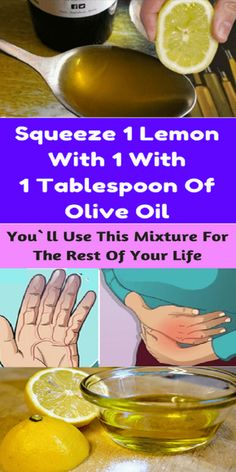 Home Remedies Squeeze 1 Lemon With 1 Tablespoon Olive Oil And You Will Never Stop Using It! Skin Care Regimen, Skin Care Tips, Home Remedies, Natural Remedies, Holistic Remedies, Health Remedies, Home Beauty Tips, Beauty Secrets, Beauty Products