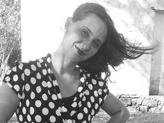 Blog Femina - Modéstia e Elegância: Vestido de poá