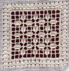 Punto Chiaromonte, embroidery, broderie, bordado,.....