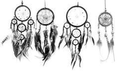 Ojibway dreamcatchers
