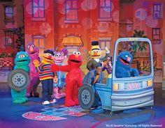 Sesame Street Live -