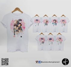 BTS In the Mood For Love T-Shirt