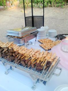 christening reception buffet by f zone greece f zone catering