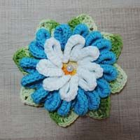 PostHeaderIcon Silvana flower - String Baroque Multicolor