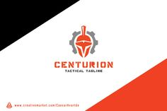 Centurion Logo Template by @Graphicsauthor