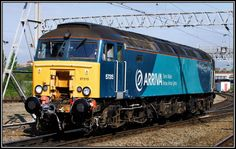 Class 57, 57315, Arriva Trains Wales.