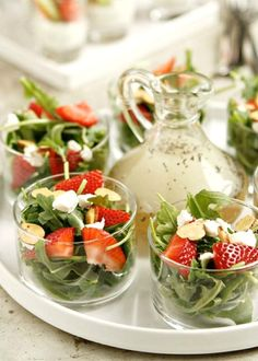 Brides: This Is the Most Pinned Wedding Food on Pinterest