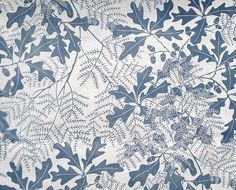 Oak Leaf ~ Marthe Armitage Wallpaper. Many good designs to choose from. Like the more floral less arts & crafts.