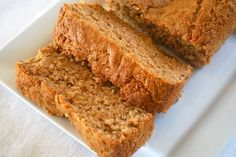 Vegan Banana Bread | Gluten Free and Vegan Recipes by Michelle Blackwood