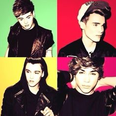 Union J. I love these guys!