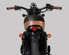 Mutt Motorcycles Mongrel Rear