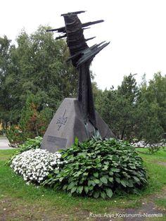 Viestipatsas, Riihimäki. Kuva: Anja Koivunurmi-Niemelä