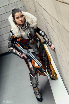 Hunter from Destiny  Cosplayer: Breebirds [TW   FB   IN] ...