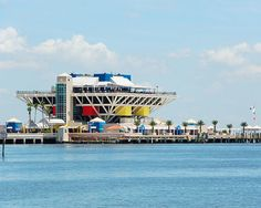 St. Petersburg, Florida  The Pier--I've been there, and I love it!!!!!!