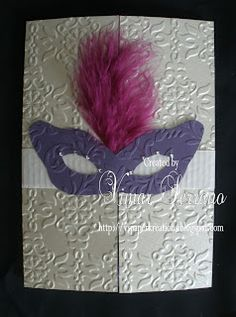 VS Paper Kreations : Mis Quince Años ~ Masquerade Party
