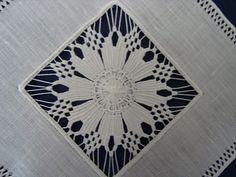 Broderie de Cilaos (différents motifs)