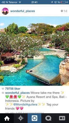 Ayana Resort & Spa, Bali