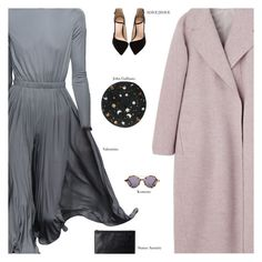 """""""A Star"""" by amberelb ❤ liked on Polyvore featuring Status Anxiety, Galliano and Komono"""