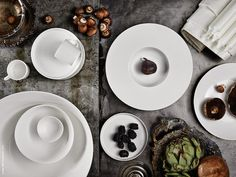 Inspiration for your home   Autumn table styling with dark colours