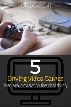 These are the five driving #videogames that are closest to the real thing: http://www.compare.com/auto-insurance/guides/best-driving-video-games.aspx?utm_source=pinterest&utm_medium=socialmedia&utm_campaign=drivinggames