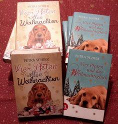 Gewinne fünfmal zwei Weihnachtsromane von Petra Schier!