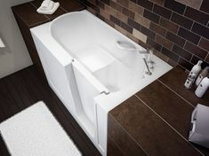 walk in tub with heated seat. Bathroom  Walk In Bathtub White Color Great Design Ideas For Your Small Bathtubs Handicap Hydrotherapy Tubs easy