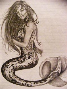 ✯ Mermaid .. By ~Mistyofmyheart✯