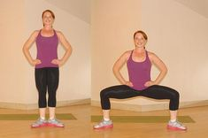 9 Exercises That Will Burn Your Inner Thigh Fat Fast In 2 Weeks - Well and Living Are you looking to have a toned, sculpted and attractive thigh? Engaging in these 9 thigh toning exercises will burn your inner thigh fat fast in 2 weeks Thigh Toning Exercises, Toning Workouts, Stomach Exercises, Fitness Exercises, Abdominal Exercises, Thigh Muscles, Squat Workout, Tummy Workout, Improve Posture