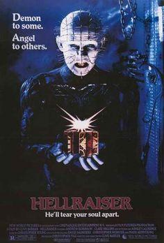 Hellraiser Movie Poster 24x36 – BananaRoad