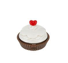 Sweet cupcake lip balm:)