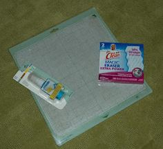 recondition your mat - I've never seen it used w/ magic eraser before.
