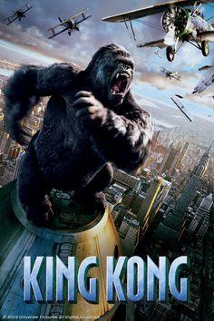 King Kong Movie Poster [2005]