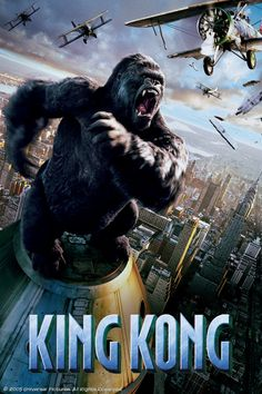 King Kong Movie Poster [2005]