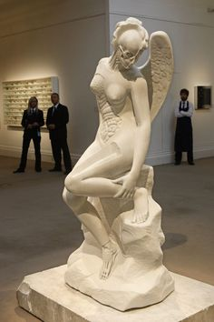 Anatomy of an Angel - Damien Hirst