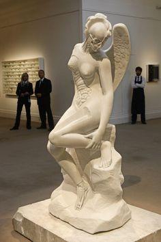 Anatomy of an Angel - Damien Hirst