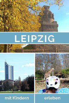 In Leipzig mit Kind unterwegs! Gastautorin Sylvi nimmt Euch mit durch ihre Stadt und zeigt Euch tolle familienfreundliche Ausflugsziele und Geheimtipps.