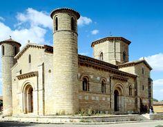 Frómista, famoso por la iglesia de San Martín de Tours