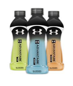 Under Armour Proposed Sport Drink Packaging on Behance