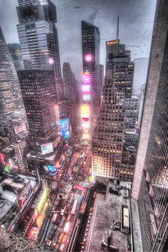 #bucklist, check: New York City has my heart. -- Spring Break 2009, January 2010 & March 2012