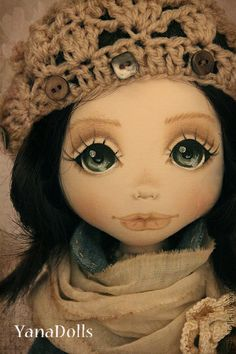 Collectible handmade dolls. Fair Masters - handmade Nataly. Handmade.