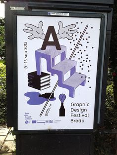 Rob van Hoesel / Graphic Design Festival Breda