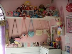 Bags and Toys Organization