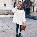 Likes, 11 Comments – hijab style icon ( Modern Hijab Fashion, Street Hijab Fashion, Hijab Fashion Inspiration, Muslim Fashion, Modest Fashion, Fashion Outfits, Casual Hijab Outfit, Hijab Chic, Casual Outfits