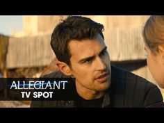 """The Divergent Series: Allegiant Official TV Spot – """"Go Beyond"""" - YouTube"""